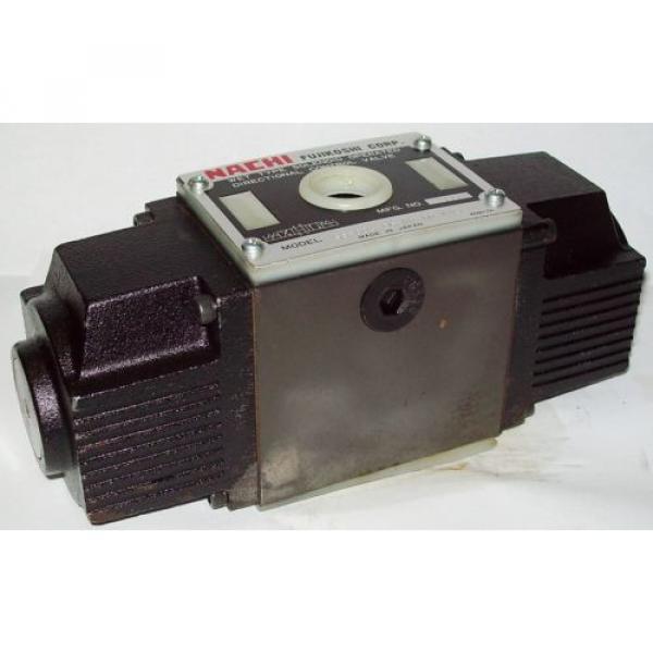 D05 4 Way Shockless Hydraulic Solenoid Valve i/w Vickers DG4S4-016C-WL-H 24 VDC #1 image