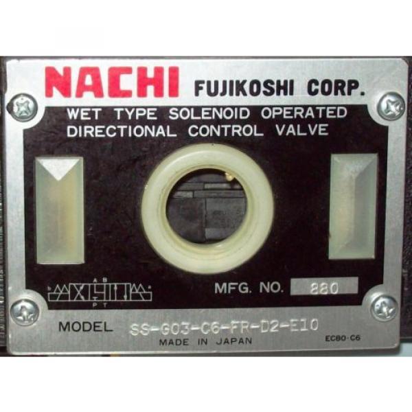 D05 4 Way Shockless Hydraulic Solenoid Valve i/w Vickers DG4S4-016C-WL-H 24 VDC #2 image