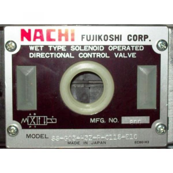 D05 4 Way 4/2 Hydraulic Solenoid Valve i/w Vickers DG4S4-010AL-WL-B 115 VAC #2 image