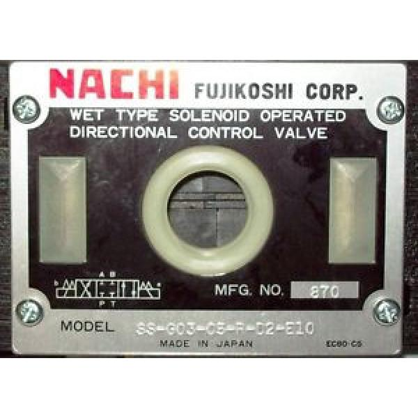 D05 4 Way 4/3 Hydraulic Solenoid Valve i/w Vickers DG4S4-012C-WL-H 24 VDC #1 image