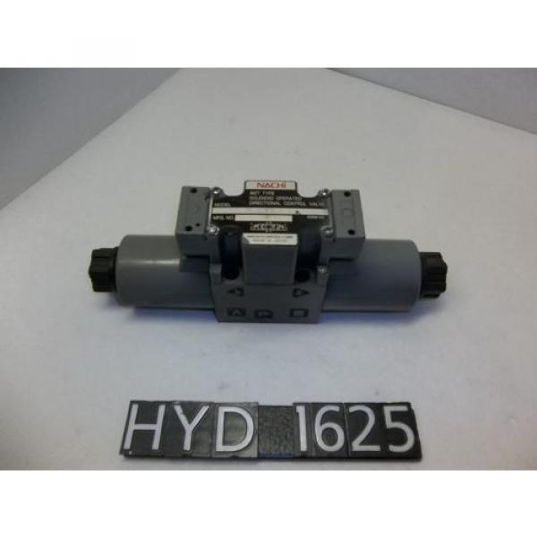 Nachi SS-G01-C5-R-D2-E30 Hydraulic Directional Control Valve HYD1625 #1 image
