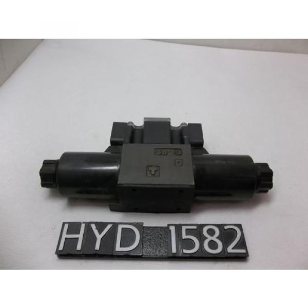 Nachi SSG01C6RD2E31 Hydraulic Wet Type Magnetic Solenoid Valve HYD1582 #2 image