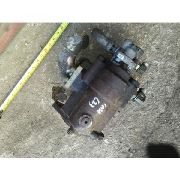 Nachi Mini Digger Case C23 Hydraulic Pump Spare Parts #1 image