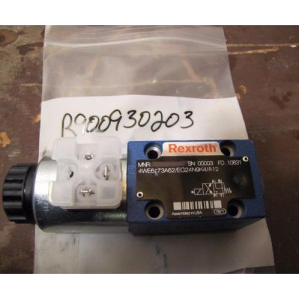 Origin - Rexroth Hydraulic Directional Control Valve, R900930203 #1 image