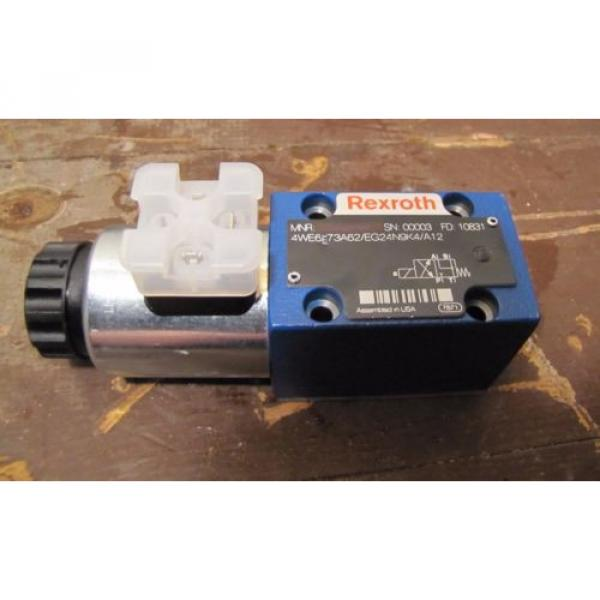 Origin - Rexroth Hydraulic Directional Control Valve, R900930203 #2 image