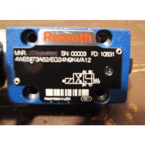 Origin - Rexroth Hydraulic Directional Control Valve, R900930203 #3 image