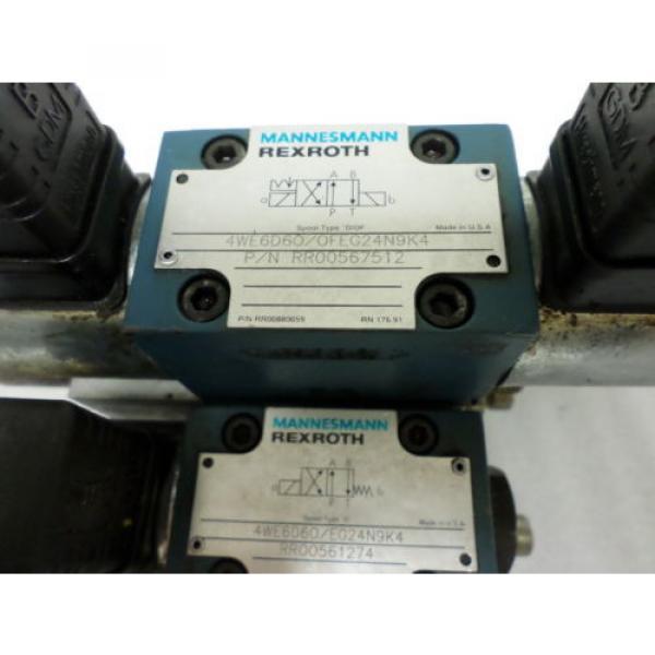 Rexroth Mannesmann Hydraulic Servo  Valve #3 image