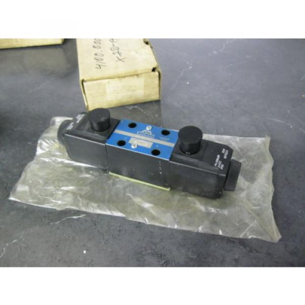 MECMAN REXROTH 615-085-106-1 Directional Hydraulic Control Valve 24vdc Coils #1 image