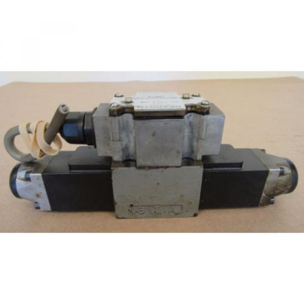 REXROTH VALVE 4WE6D52/0FAW120-60NDA MADE IN GERMANY FREE SHIPPING #5 image
