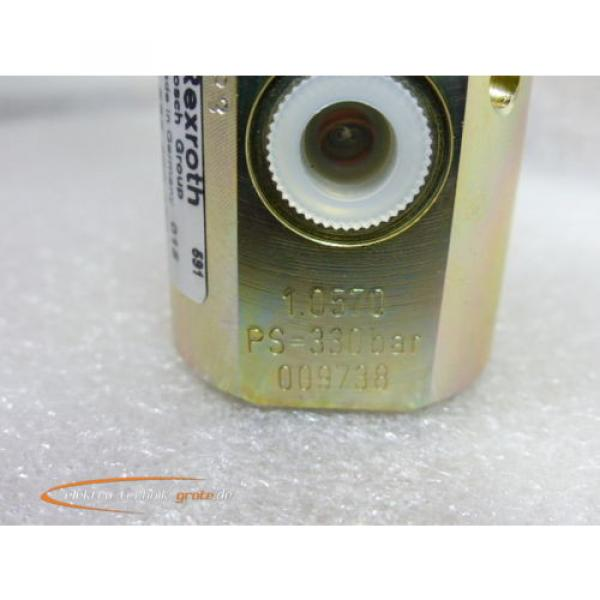 Bosch Dutch USA Rexroth 1535400171 Hydraulikadapter PS=330bar > ungebraucht! < #3 image