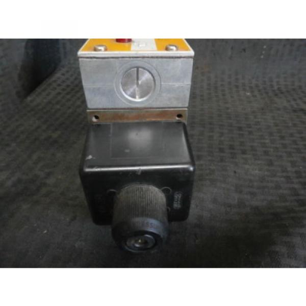 Rexroth 4WE10E31/CW110N9DAL, Solenoid Valve #3 image