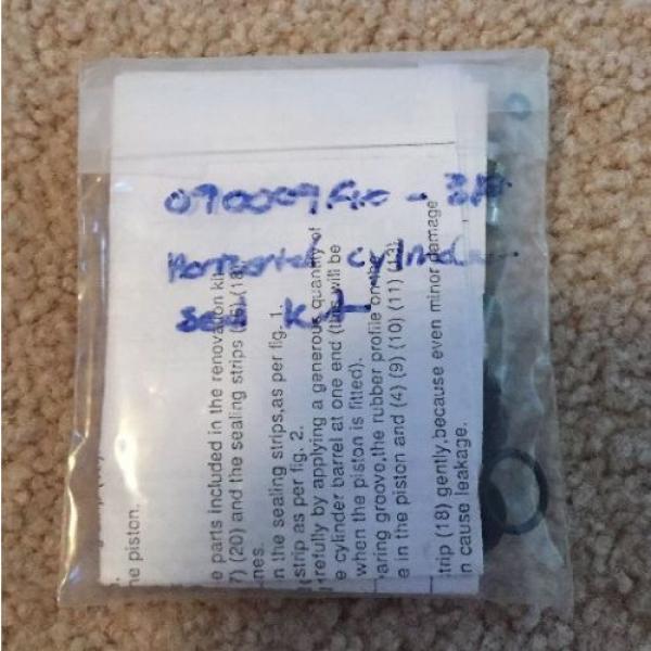 REXROTH India USA 0-490-360-107 Repair Kit #2 image