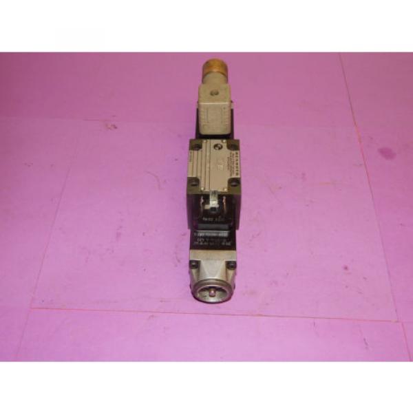 Rexroth 4WE6E52/NZ4 Control Valve 120Volt 60Hz 46VA 4WE6E52NZ4 #2 image