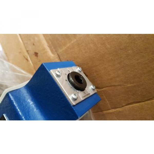 origin Rexroth Sandwich Throttle Check Hydraulic Valve Z2FS10-5-3X/V / R900517812 #2 image