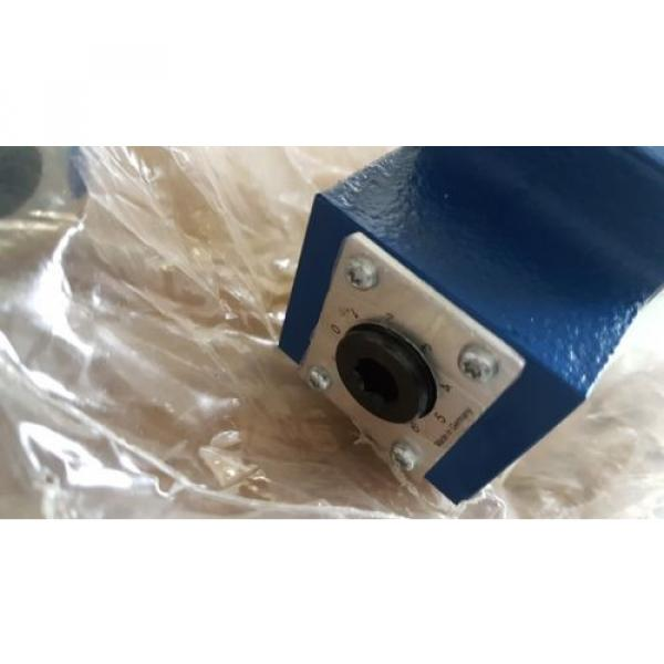 origin Rexroth Sandwich Throttle Check Hydraulic Valve Z2FS10-5-3X/V / R900517812 #3 image