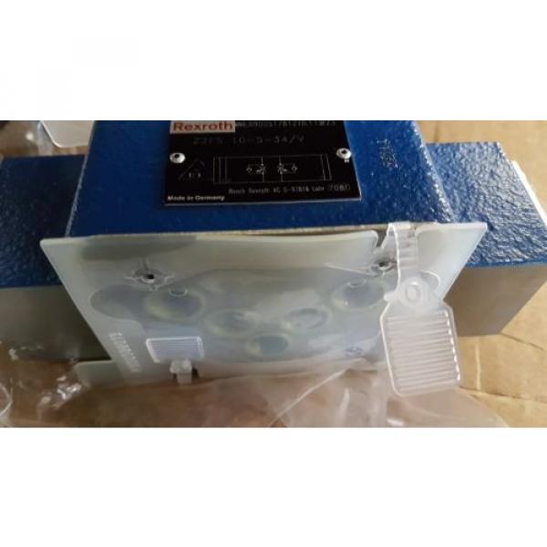 origin Rexroth Sandwich Throttle Check Hydraulic Valve Z2FS10-5-3X/V / R900517812 #4 image