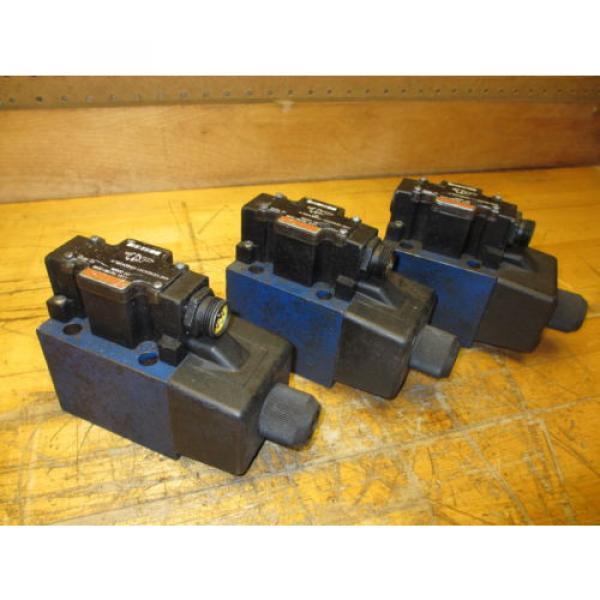 Rexroth 4WE10D40/CW110N9DK25L/V Hydraulic Directional Valve R978913298 #4 image