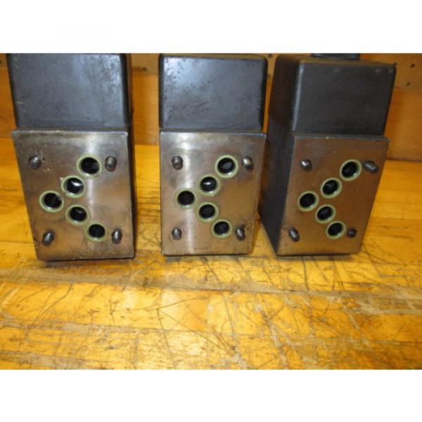 Rexroth 4WE10D40/CW110N9DK25L/V Hydraulic Directional Valve R978913298 #5 image