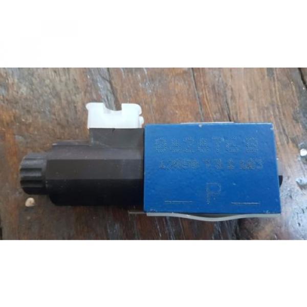 origin Rexroth Hydraulic Control Valve 4WE 6 C7X/HG24N9K4 / R901089245 #2 image