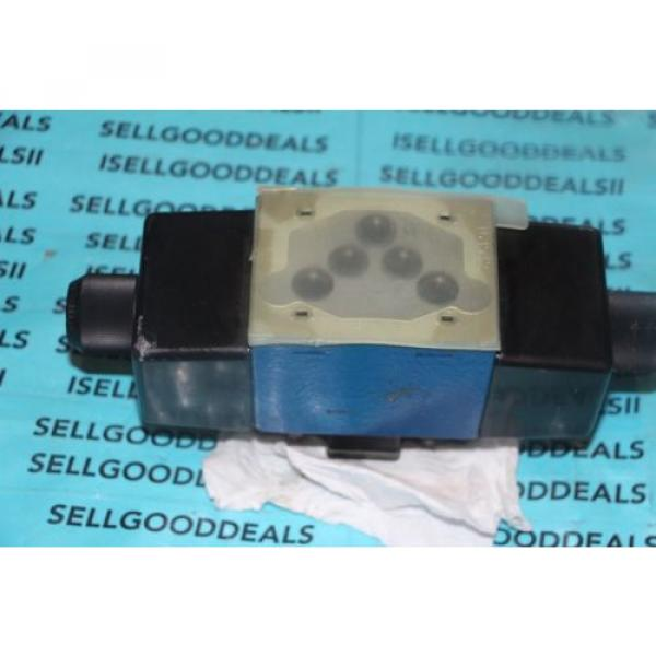 Rexroth 4WE10D40/OFCW110N9D Hydraulic Valve Directional Solenoid R978908591 origin #3 image