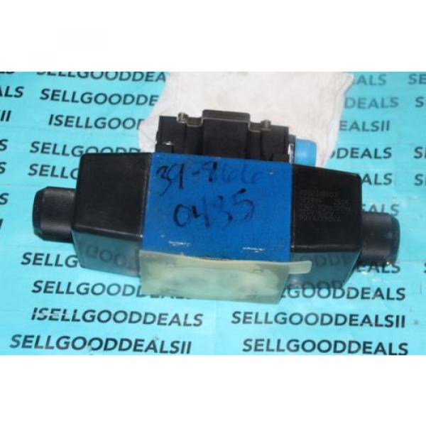 Rexroth 4WE10D40/OFCW110N9D Hydraulic Valve Directional Solenoid R978908591 origin #4 image