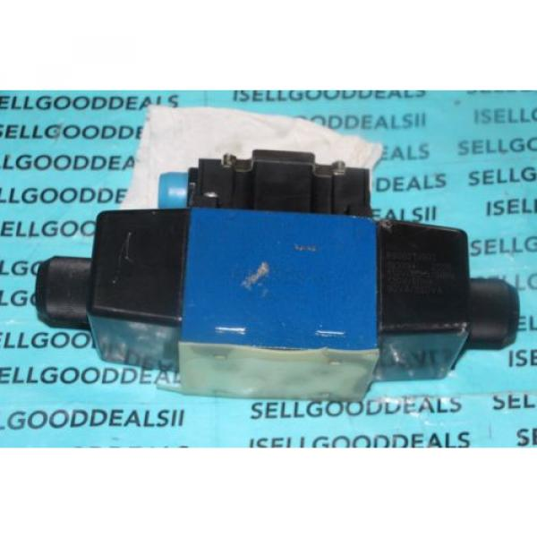 Rexroth 4WE10D40/OFCW110N9D Hydraulic Valve Directional Solenoid R978908591 origin #5 image