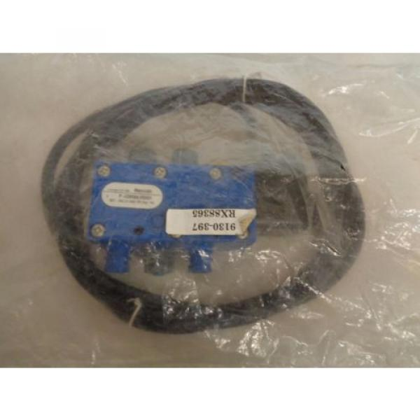 NEW India Germany REXROTH P-028582-00001 PNEUMATIC AIR SOLENOID VALVE 110/115 V COIL #1 image
