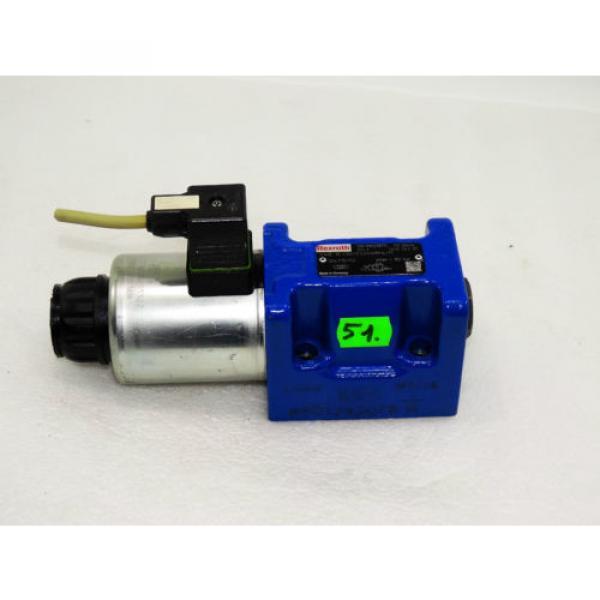 Rexroth Bosch valve ventil 4WE 10 C50/EG24N9K4/M   /   R901278772    Invoice #1 image