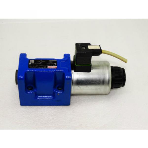Rexroth Bosch valve ventil 4WE 10 C50/EG24N9K4/M   /   R901278772    Invoice #2 image