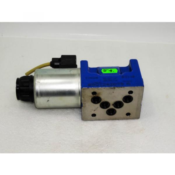 Rexroth Bosch valve ventil 4WE 10 C50/EG24N9K4/M   /   R901278772    Invoice #3 image