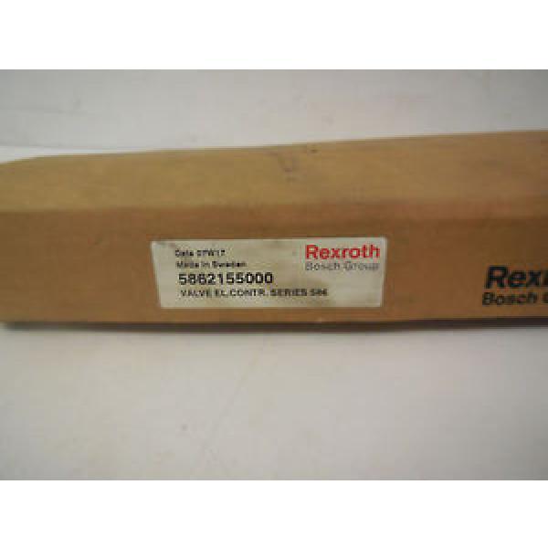 Origin REXROTH 5862155000 VALVE #1 image