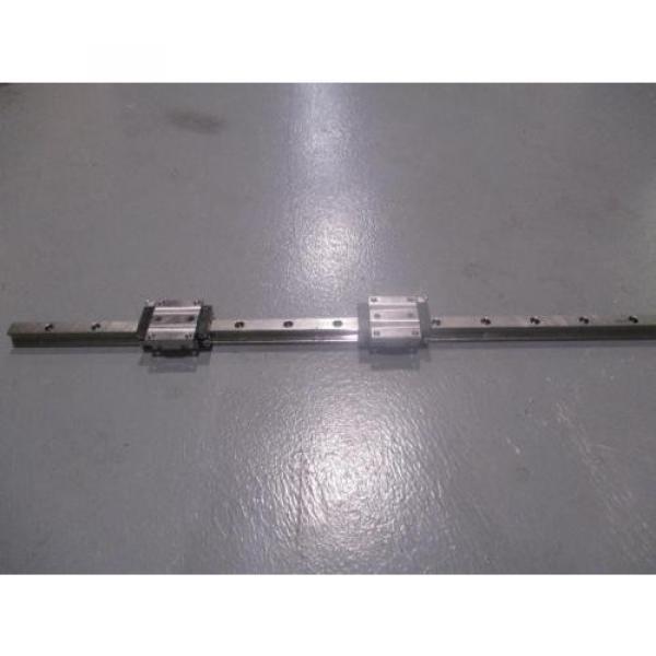 Bosch-Rexroth China Singapore R165121320 Linear Bearing #1 image