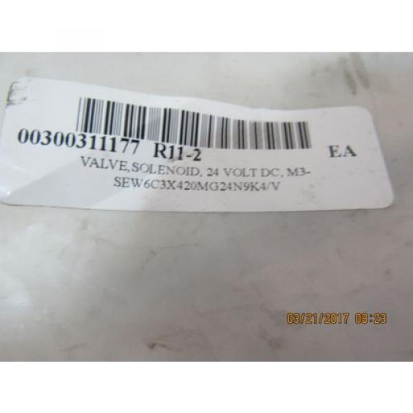REXROTH R900049834 HYDRAULIC VALVE M-3SEW6C36/420MG24N9K4/V Origin #5 image