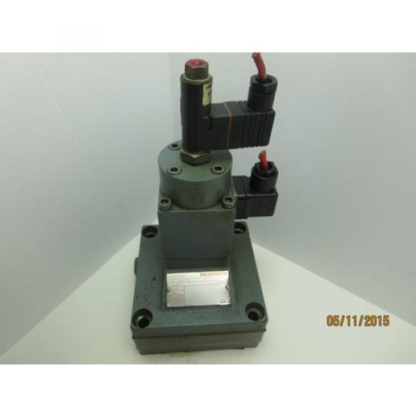 Rexroth Valve 2FRE16-40/125L USED #1 image