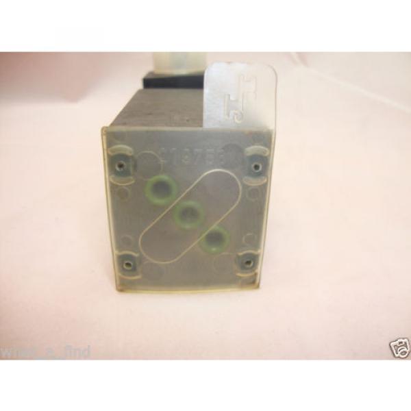 Origin Rexroth M-3 SED 3 UK10/350 C G24 N9K4/V Hydraulic Directional Valve #4 image