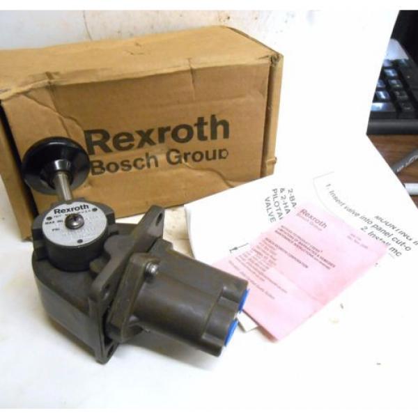 REXROTH, CONTROL AIR VALVE, R431004994, MAX INL 250, 2HA-1 #1 image