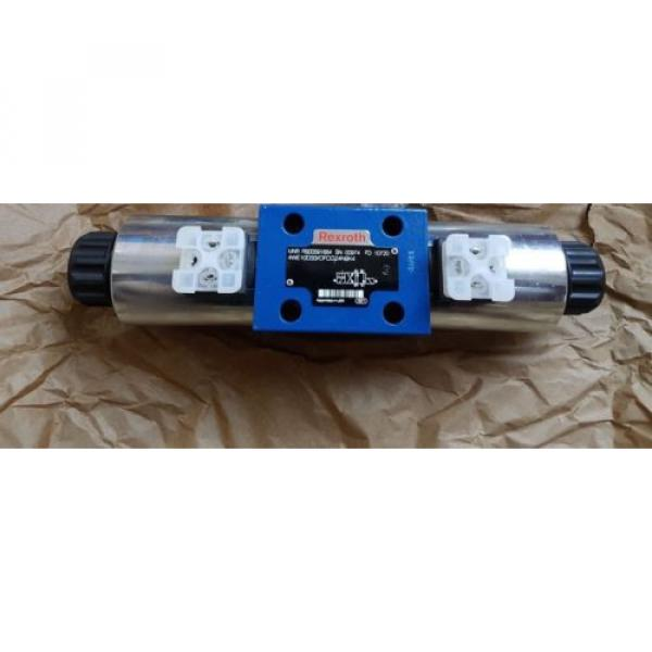 origin Rexroth Hydraulic Directional Control Valve 4WE10D3X/OFCG24N9K4 / R900591664 #1 image