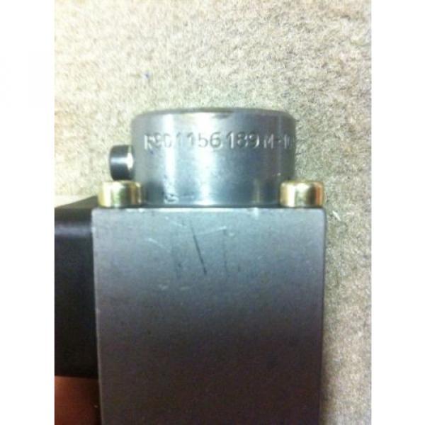 REXROTH DRE6-11/100MG24K4M HYDRAULIC PRESSURE REDUCING VALVE Origin R900932943 #3 image