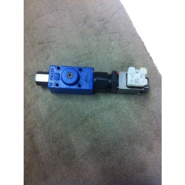 REXROTH DRE6-11/100MG24K4M HYDRAULIC PRESSURE REDUCING VALVE Origin R900932943 #4 image