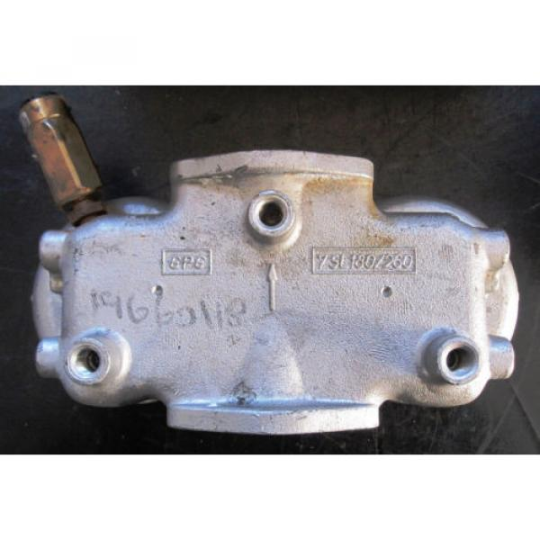 Rexroth China Germany Bosch 7SL180/260 Double Filter Head - Part No:- 20718354-10 #1 image