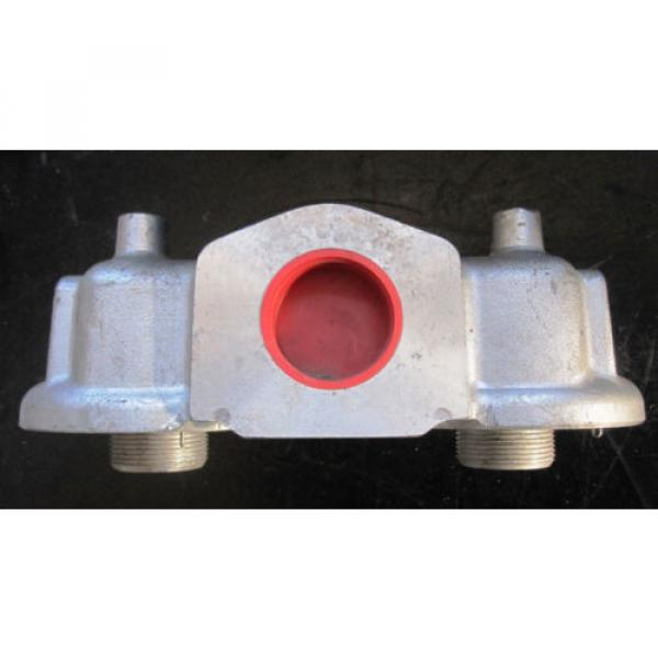 Rexroth China Germany Bosch 7SL180/260 Double Filter Head - Part No:- 20718354-10 #4 image