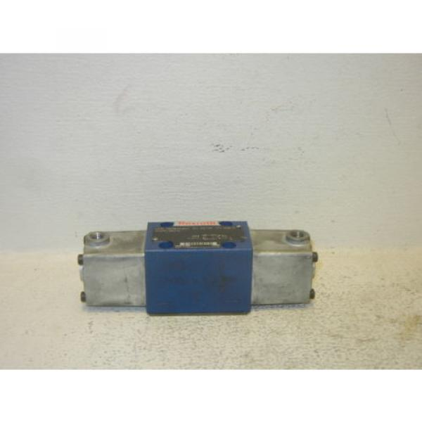 REXROTH R978000835 USED DIRECTIONAL VALVE R978000835 #1 image