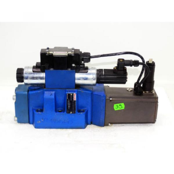 Rexroth Bosch valve ventil 4WRTE-42/M  /  R900891138  +  R900247455   Invoice #1 image