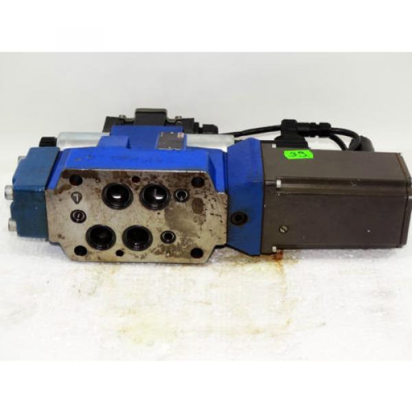 Rexroth Bosch valve ventil 4WRTE-42/M  /  R900891138  +  R900247455   Invoice #3 image