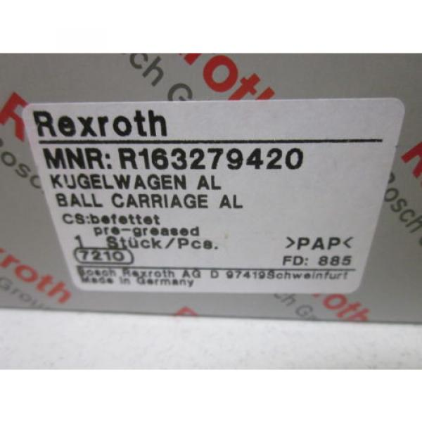 REXROTH France USA R163279420 *NEW IN BOX* #5 image