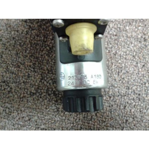 REXROTH  HYDRAULICS 4WE 6 D46-62/OFEG24N9DK 33L Directional Valve USED #4 image