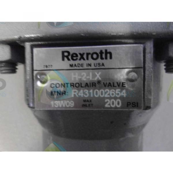 REXROTH R431002654 VALVE USED #1 image
