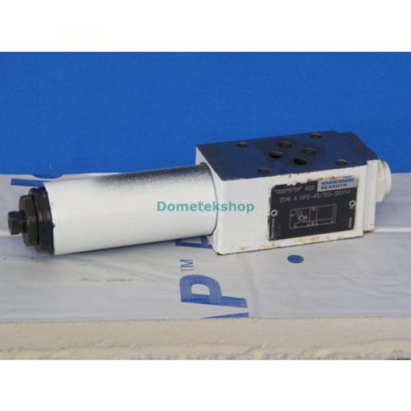 Mannesmann Rexroth ZDR 6 DP2-43/150-120YM Pressure Reducer Valve #1 image