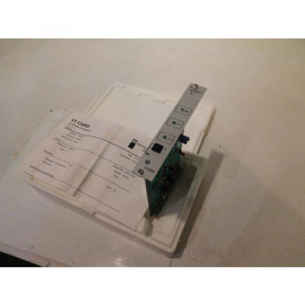 Rexroth VT-2000-52-B Hydraulic Proportional Card for Valve #1 image
