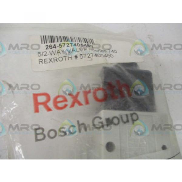 REXROTH 5727405480 2 WAY VALVE Origin NO BOX #1 image